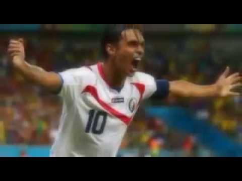 bryan ruiz goal costa rica vs greece 1 0 world cup 2014 news