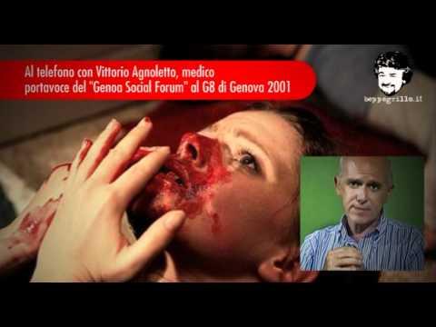 La sentenza di Cassazione sui fatti del G8 2001 alla Diaz di Genova – Vittorio Agnoletto