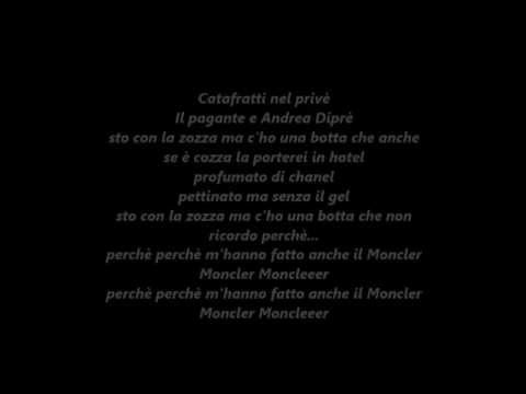 Pettinero - Il Pagante (Lyrics)
