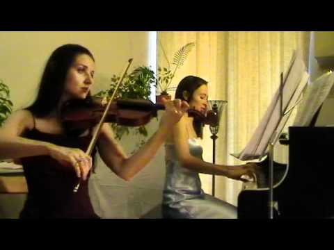 Canon In D - Pachelbel - Piano And Violin Music Videos