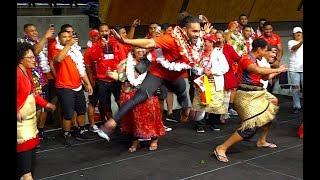 MATE MA'A TONGA National Rugby League Team Welcome   Manukau NZ 25