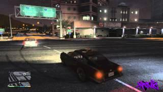 "GTA 5: Cars ""JB 700"" (James Bond Car)"