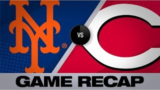 Alonso belts 50th homer in Mets' 8-1 win | Mets-Reds Game Highlights 9/20/19