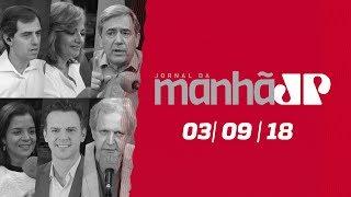 Jornal da Manhã - 03/09/18