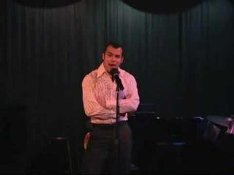 Ryan Rigazzi sings Beat My Dog