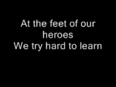 One Blood- By Terence Jay (lyrics) Video