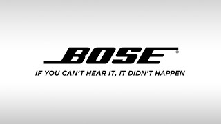 Bose Fact-Canceling Headphones