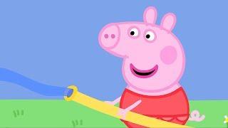 Peppa Pig Nederlands Compilatie Nieuwe Afleveringen | Een Hele Warme Dag | Tekenfilm | Peppa de Big