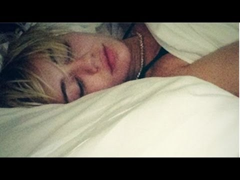 Miley Cyrus Hospitalized Due To Severe Allergic Reaction - Bangerz Tour Cancelled