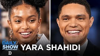 "Yara Shahidi - Living Her Fullest Life Through Her Character on ""Grown-ish"" 