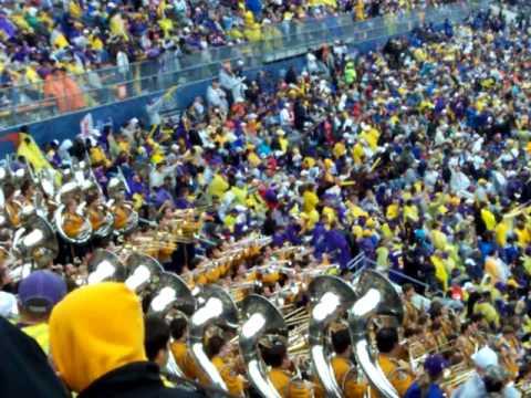 Lsu Tiger Band Bandits