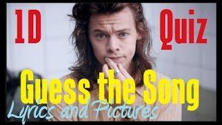 download lagu 1d Song Quiz //  And Pics gratis