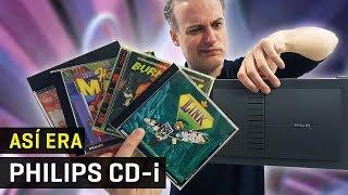 Así eran Philips CD-i y sus juegos - Consolas fracasadas en Hardwageddon