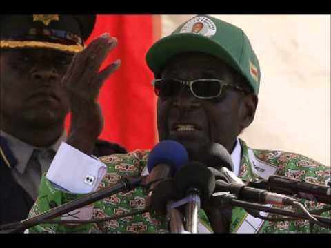 Mugabe Wins 61% Of Zimbabwean Parliament