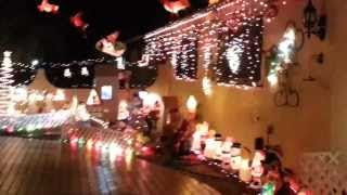 Crazy Christmas Lights and Decorations GONE WILD!!!!