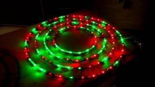 (1.59 MB) 2015 Christmas Light Show New Element Sneak Peek (Pixel Wreath) Mp3