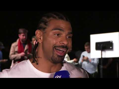 David Haye wants to see Tony Bellew's heart | Sky Sports