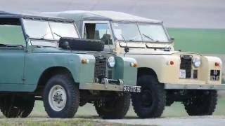 Land Rover Serie Roadbook LTDS oct16