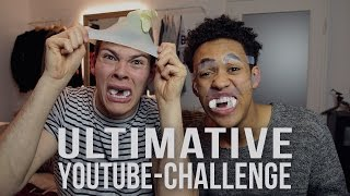 DAS ULTIMATIVE CHALLENGE VIDEO! feat. Joeys Jungle