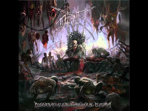 Putridity - Cannibalistc Post Climax Flesh Consumption