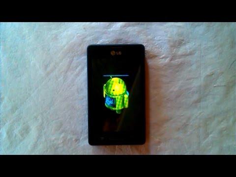 Desbloquear / Resetear / Hard Reset LG Optimus L4 E440