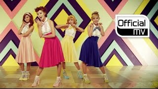 [MV] Secret(???) _ Shy Boy(????)