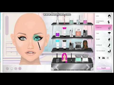 Anna-makeup