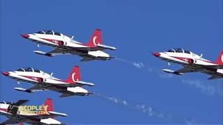 Rusları Kızdıran Türk Hava Kuvvetleri Klibi