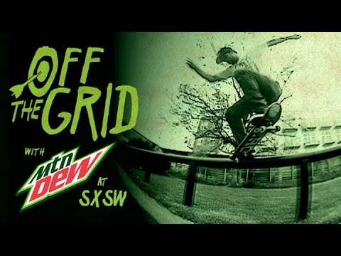 Mountain Dew - Off The Grid