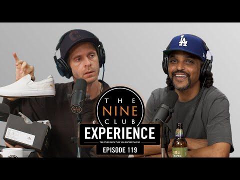 Nine Club EXPERIENCE #119 - FA/Hockey, Kareem Campbell, Max Geronzi