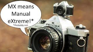 Pentax MX Video Manual 2 of 2