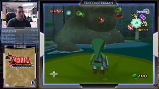 Legend Of Zelda - The Wind Waker (GC)
