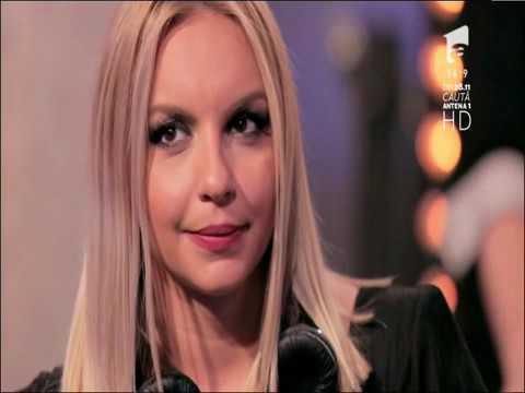 Prezentare. Eliza Georgescu urcă plină de emoţii pe scena X Factor