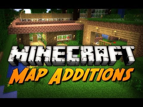 Minecraft: Boat / Minecart Dispensers & Villager Trading (Peaceful Map Update)