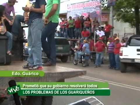 CAPRILES EN GUÁRICO