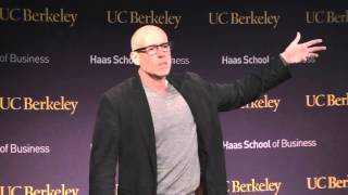 Innovative Leadership: Scott Galloway, MBA 92, serial founder