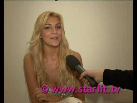Cristina Chiabotto: sposa per un giorno www.starlit.tv | Follow your Stars