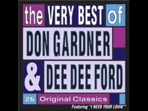 Dee and Don Ford - Why Don't You Love Me - I Love You
