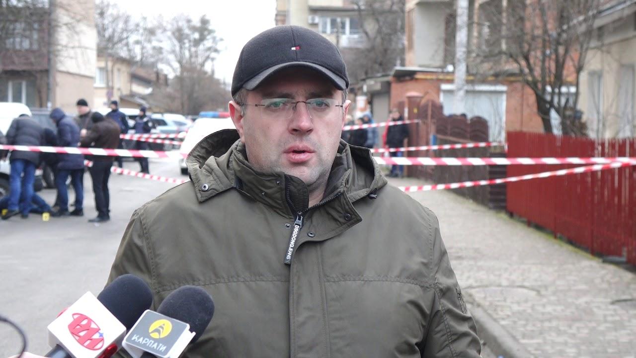 Поліція розповіла, кого вбили посеред дня в центрі Івано-Франківська