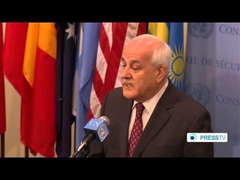 UN Security Council discusses Palestine crisis