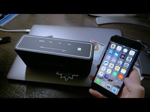 Tronsmart Element Mega Bluetooth Speaker 40W/NFC/BT4.2 НАСТОЯЩИЙ КИТАЙСКИЙ ЖИРНЫЙ ЖИР