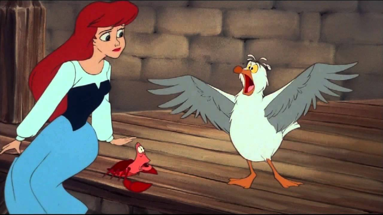 The Little Mermaid Vanessas Song HD YouTube