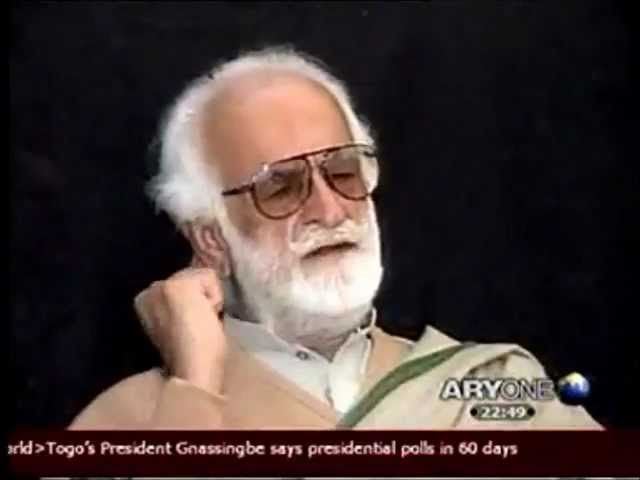 """What Baloch think of *INDIA*"" by shaheed Nawab Akbar Bugti"