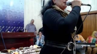 اغنية الفنانه أديبة بمناسبة الذكرى 58 لتأسيس تلفزيون العراق وأذاعة صوت الجماهبر