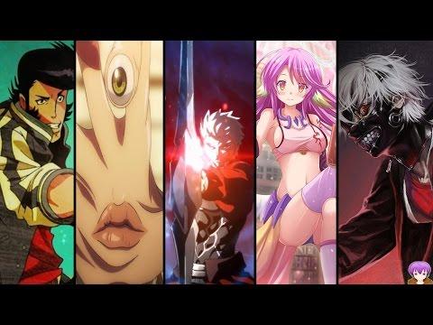 Top 10 Anime Of 2014 - Ann Community Fan Votes video