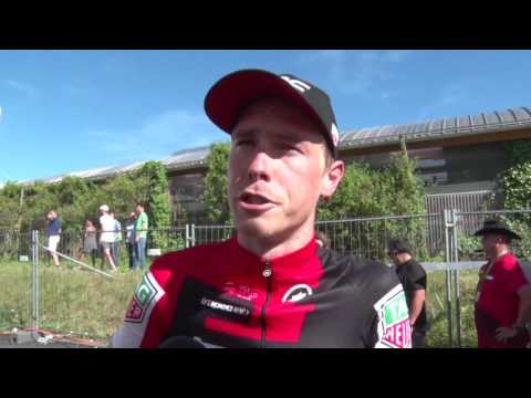 Rohan Dennis - post-race interview - Stage 9 - Tour de Suisse 2017