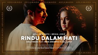 Download lagu RINDU DALAM HATI (cover) by Asila Maisa ft. Reza Zakarya |Eps 35 | #LIVERecording #TheRealAsilaMaisa