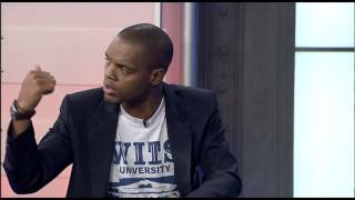 WITS SRC president, Mcebo Dlamini on R1 million campaign