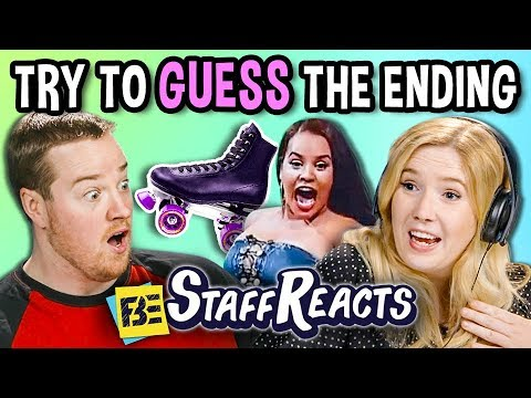 GUESS THAT SONG CHALLENGE #16 (ft. FBE STAFF)