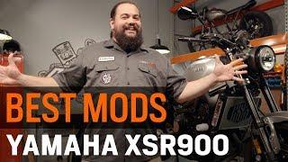 Best Mods Yamaha XSR900 at RevZilla.com